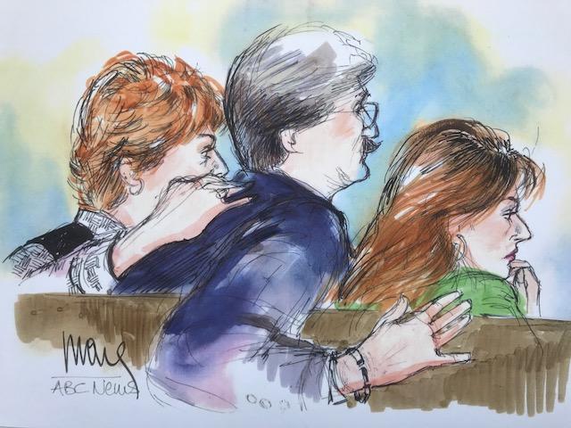 The Goldman Family, OJ Simpson Civil Trial