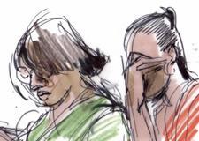 Grim Sleeper Trial Illustration