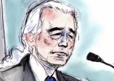 Jimmy Page Led Zeppelin Trial Illustration