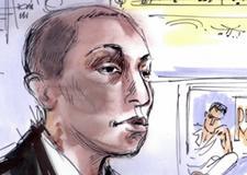 Pharrell Williams Blurred Lines Trial Illustration
